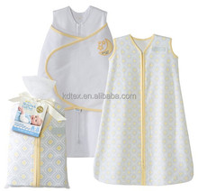 Hot Sales Factory Supply New Design Baby Muslin Lightweight Aden Anais Sleeping Bag Sleep Sack