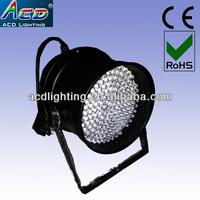 177pcs 10mm disco led par light,led stage effect light, led stage par light