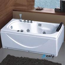 Bathroom design sitting bathtub small massage bathtub