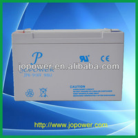 6v 9ah electric power toys application recharge battery