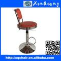 De plástico colorido bar cadeira alta( xq- 725a)