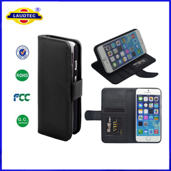 Leather Cheap Mobile Phone Case for iphone 6, New Arrival PU Leather Case for iphone 6 Cover