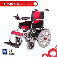 small folding power wheel chair portable electric wheelchair