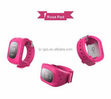 Most popular new style new developed gps watch tracker