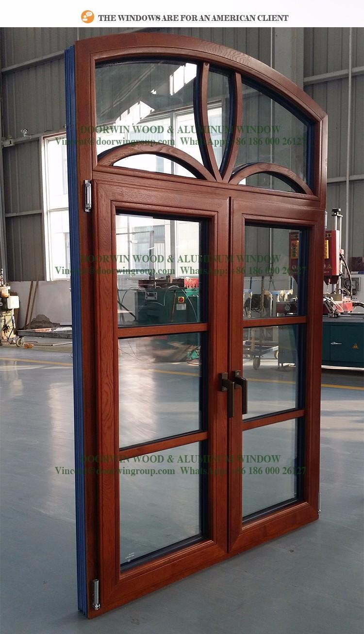Venta al por mayor estilo de Europa ventanas modernas con parrilla ...