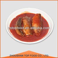 canned mackerel fish