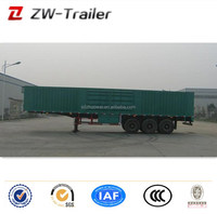 China Cargo Box Semi Trailer,Trailer Van For Cargo Trailer On Sale, High Quality Enclosed Cargo Box Semi Trailer