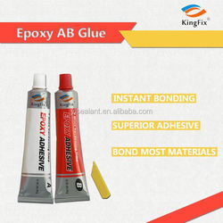 Anti chemical epoxy resin ab glue for Plastic