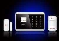 Auto,Home,office,shop Usage autodial gsm wireless home burglar security alarm system(KR-8218G)