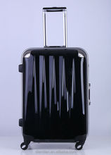 2015 HIGH QUALITY EMINENT ABS+PC ALUMINIUM FRAME TROLLEY CASE LUGGAGE SUITCASE(DC-7114)
