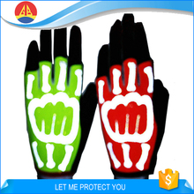 Full Finger Refective Cycling Gloves,Light Bike Gloves,Led Bicycle Gloves