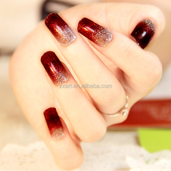 water transfer nail sticker Type and pet,PET Material nail art decoration sticker