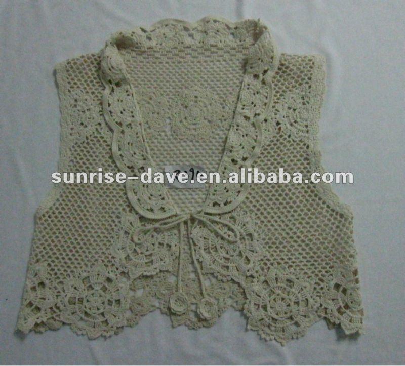 Suéter de ganchillo patrones