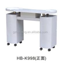 modern beauty salon manicure table nail table HB-K998