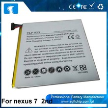 2015 2nd Generation For Asus Google Nexus 7 Tablet Replacement Battery C11P1304 2013 OEM