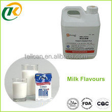 hot sale food grade flavor superior fresh milk flavours from 14 years professional factory