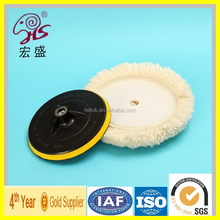 Single Side Buffing And Polishing Wool Pad