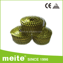 15 Degree Wire Collated Coil Nails