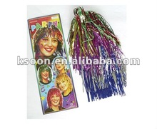 Party Wig Party Tinsel Wig