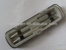 Aluminum metal ball pen, mechanical pencil 2672