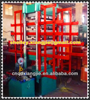 Machinery to make rubber tile