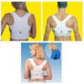 la postura del deporte poder magnético de apoyo para la espalda correa