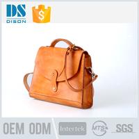 leather women lady handbag shoulder bag tote purse