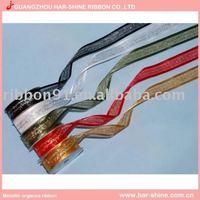 organza ribbon mesh ribbon