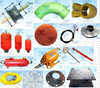 SPARE PARTS FOR Truck mounted concrete pumps