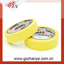 Automotive masking tape for painting