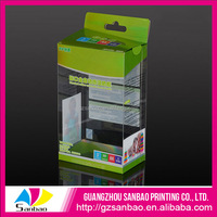 Alibaba Packaging Factory Supply baby Products Clear Packaging Box