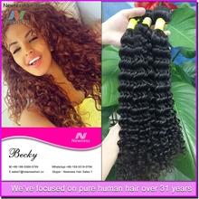 Cheap virgin malaysian hair wholesale no process aaaaaa kinky curly malaysian hair weft