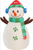 cheap outdoor decoration Christmas 2014 new hot items inflatable snowman
