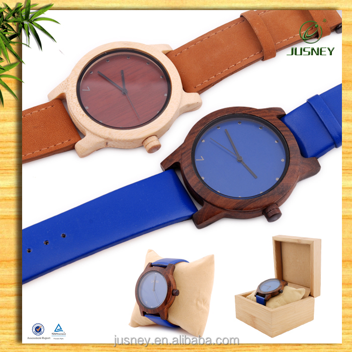 Factory Directly Women Watches Wood/Couple Lover Wrist Watch wholesale With Your Name For Birthday Gift