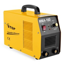 small portable DC electric high quality equipment and welding 160amperes 1 phase china welding machinery factory mma160(IGBT)