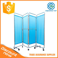 Stainless steel temporary screen for hospital
