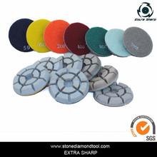 Abrasive Grinding Velcro Pad surface grinder for sale