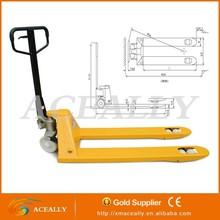steel hydraulic pallet lifter for sale
