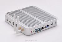 Mini pc 1080p Micro pc,Qotom-T4200U Intel core I3/I5/I7 Mini Computer PC.