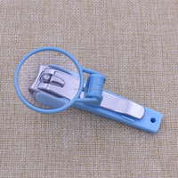 Good quality gift promotion nail clipper with catcher