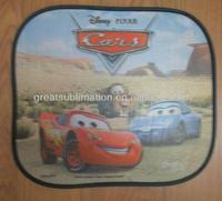 blanks sunshade for sublimation printing