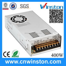 S-400-12 400W 12V 33A cheap best sell waterproof led power supply 12v 60w