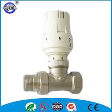 cw617n brass digital thermostatic radiator control valve