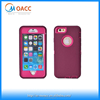 In stock otterboxing case for iphone 6,3 in 1 robot case for iphone 6
