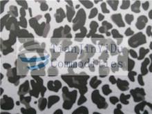 Neoprene rubber sheet with fabrics