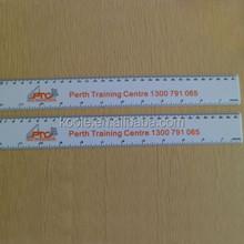 Low price advertising ruler 30 cm size