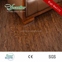 Walnut Glueless PVC Floor Plank Factory,Oak Vinyl Floor,Teak PVC Tile Floor