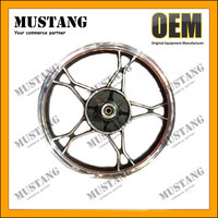 Best Selling Chinese manufacture 3 Wheel Petrol Motorcycle Wheel Parts for Africa Market
