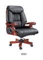 soild madera de lujo reclinables silla de oficina 802a