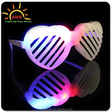crazy led flashing party favor custom made sunglasses